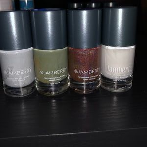 Jamberry lacquers